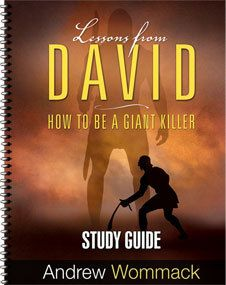 Lessons from David