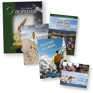 Discipleship Package - DVD Version