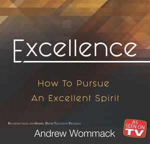 "Excellence ""As Seen on TV"" DVD Album"