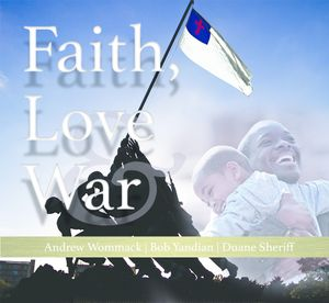 Faith, Love, and War – CD Album