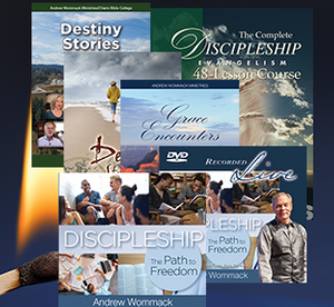 Discipleship: The Path to Freedom CD Package