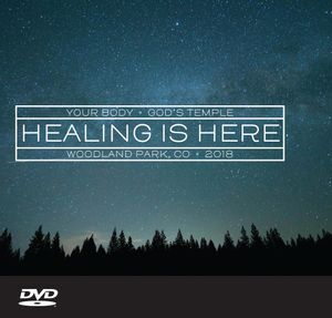 Healing Is Here Conference - Charis Colorado - August 2018 - DVD Album