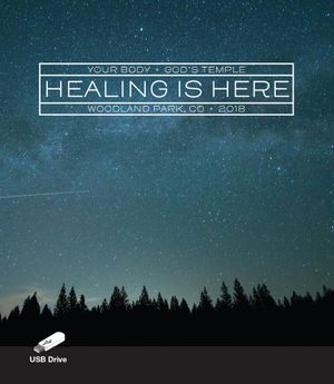 Healing Is Here Conference - Charis Colorado - August 2018 - USB Album