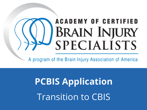 PCBIS Transition to CBIS