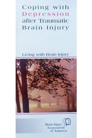 Coping with Depression after Traumatic Brain Injury