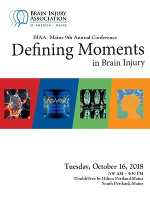 BIAA - Maine 2018 Conference Break Sponsorship (Includes exhibit and two conference registrations)