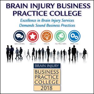 Brain Injury Business Practice College 2018 – Beverage Break Sponsorship
