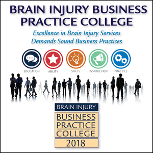 Brain Injury Business Practice College 2018 Registration