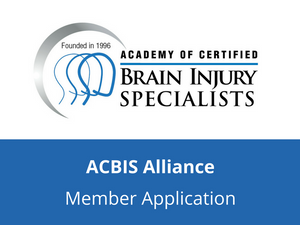 ACBIS Alliance Application