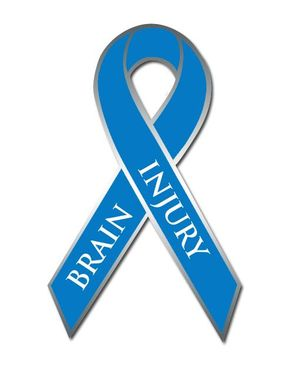 Brain Injury Awareness Pin