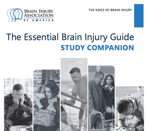 The Essential Brain Injury Guide Study Companion Sponsorship