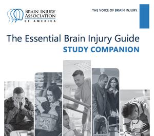 The Essential Brain Injury Guide Study Companion Sponsorship