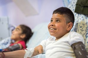 Dialysis for a Child