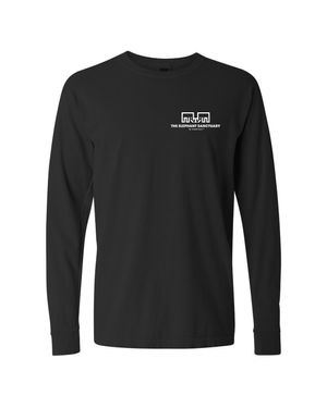 Long Sleeve Logo T-Shirt (Black)