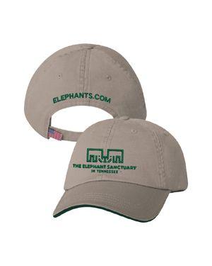 The Elephant Sanctuary Cap