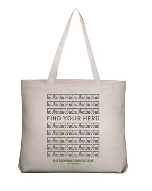 Find Your Herd Tote Bag
