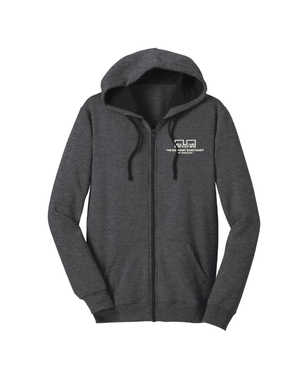 The Elephant Sanctuary Zip-Up Hoodie