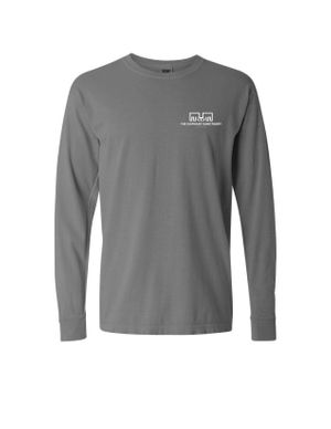 Long Sleeve Logo T-Shirt (Grey)