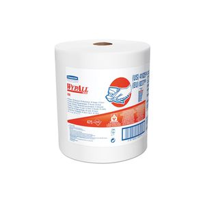 Jumbo Roll of Heavy Duty Disposable Towels