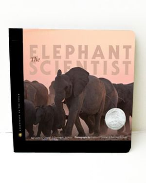 The Elephant Scientist (Non-Fiction) - Limited Supply