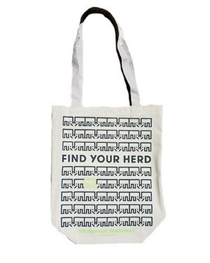 Find Your Herd Tote