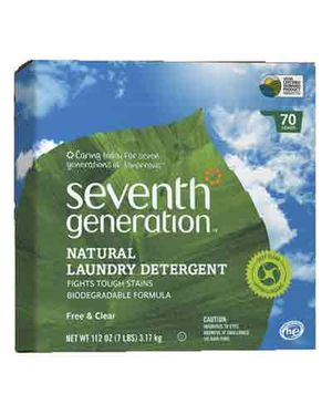 Seventh Generation Laundry Detergent - $14.55/Box - Ongoing Need