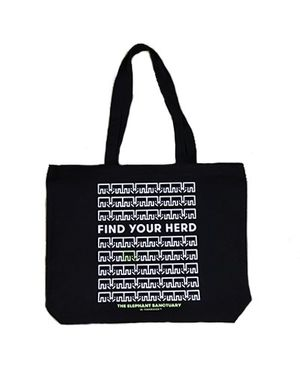 Find Your Herd ShoulderTote