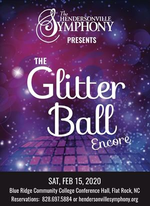 2020 Glitter Ball