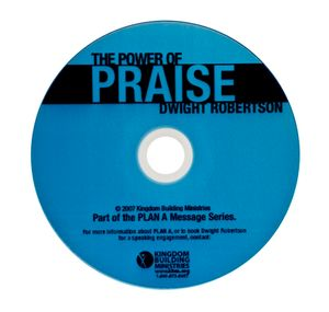 The Power of Praise CD