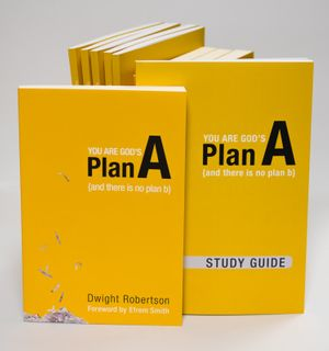 You Are God's Plan A Book and Study Guide Bundle