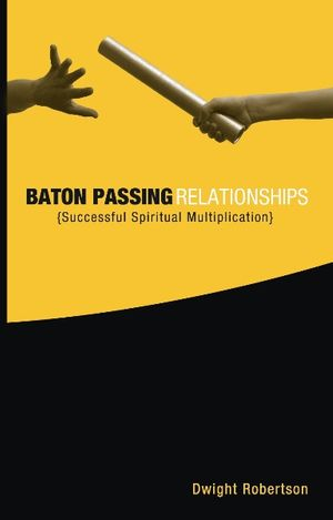 Baton Passing Booklet
