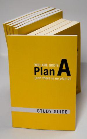 'Plan A' Study Guide