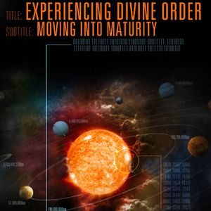 Experiencing Divine Order