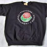 Sweatshirt - Embroidered Tournament of Roses logo