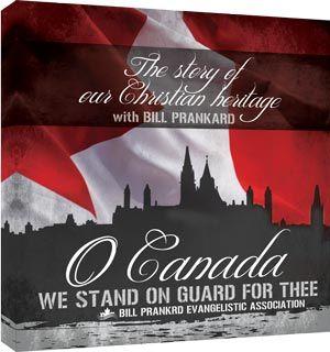 O Canada CD