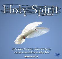 DVD Set: 2010 Holy Spirit Conference