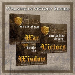 Walking in Victory: 3 CD Series