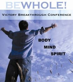Be Whole (Conference Set)