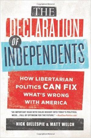 Declaration of Independents!
