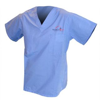 World Vets Scrub Top