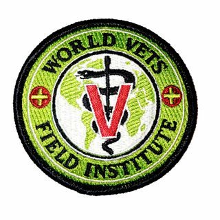 World Vets Field Institute Patch