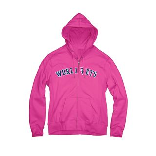 World Vets Applique Sweatshirt (Pink)