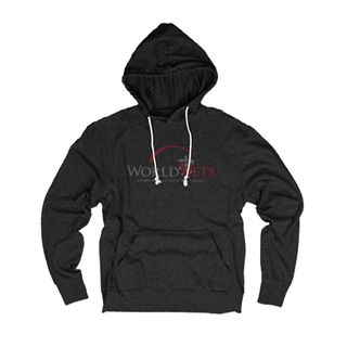 World Vets Hooded T-Shirt (Dark Gray)