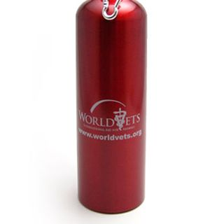 World Vets Water Bottle