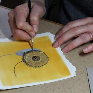 Open Botanical Art Studio - April 10