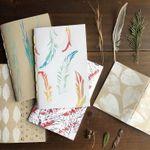 Bookbinding & Monoprinting: Field Notebooks - October 7