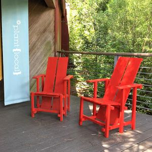 Build a Wave Hill Chair - July 19