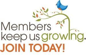 * Membership Drive—join as a new member!