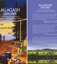 Allagash Explorer, A Take-Along Companion For Maine's Wilderness Waterway