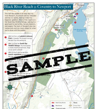 Downloadable Map: Black River Reach 2: Coventry to Newport